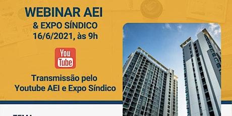 Webinar Expo Síndico e AEI ingressos