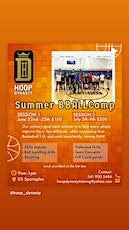 Hoop Dynasty Basketball Camp Session 1 tickets