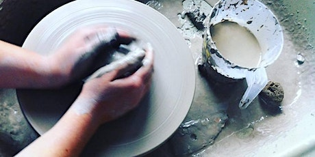 Arc Pottery Studio: Introduction to Pottery Wheel Throwing tickets