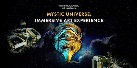 Mystic Universe: Immersive Art & Meditation Experience tickets