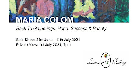 Back to Gatherings: Hope, Success and Beauty tickets
