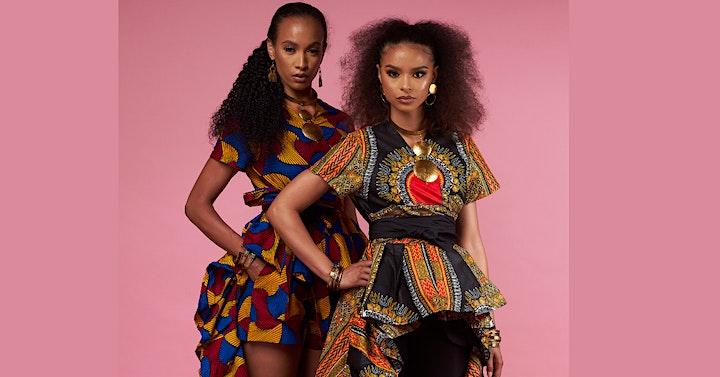 RAHYMA African Clothing Shopping event :TORONTO image