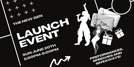 The New Gen Launch Event tickets