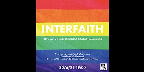 Pride 2021: Interfaith Solidarity tickets