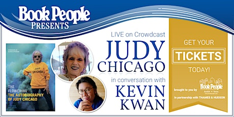 BookPeople and Thames & Hudson Present: An Evening with Judy Chicago tickets
