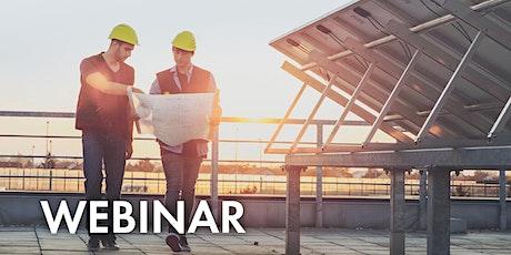 SMA Energy System Business Webinar tickets