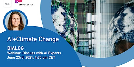 AI+X: Dialog on Climate Change tickets