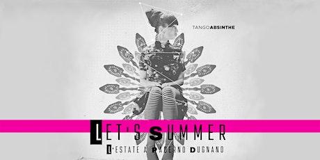 Let's music | Tango absinthe biglietti