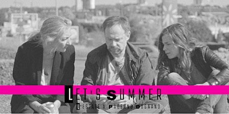 Let's cinema |Imprevisti digitali biglietti