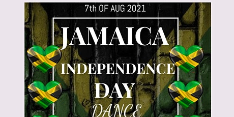 JAMAICAN INDEPENDENCE DAY DANCE tickets