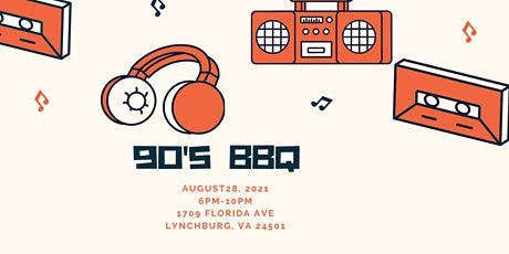 90's BBQ tickets