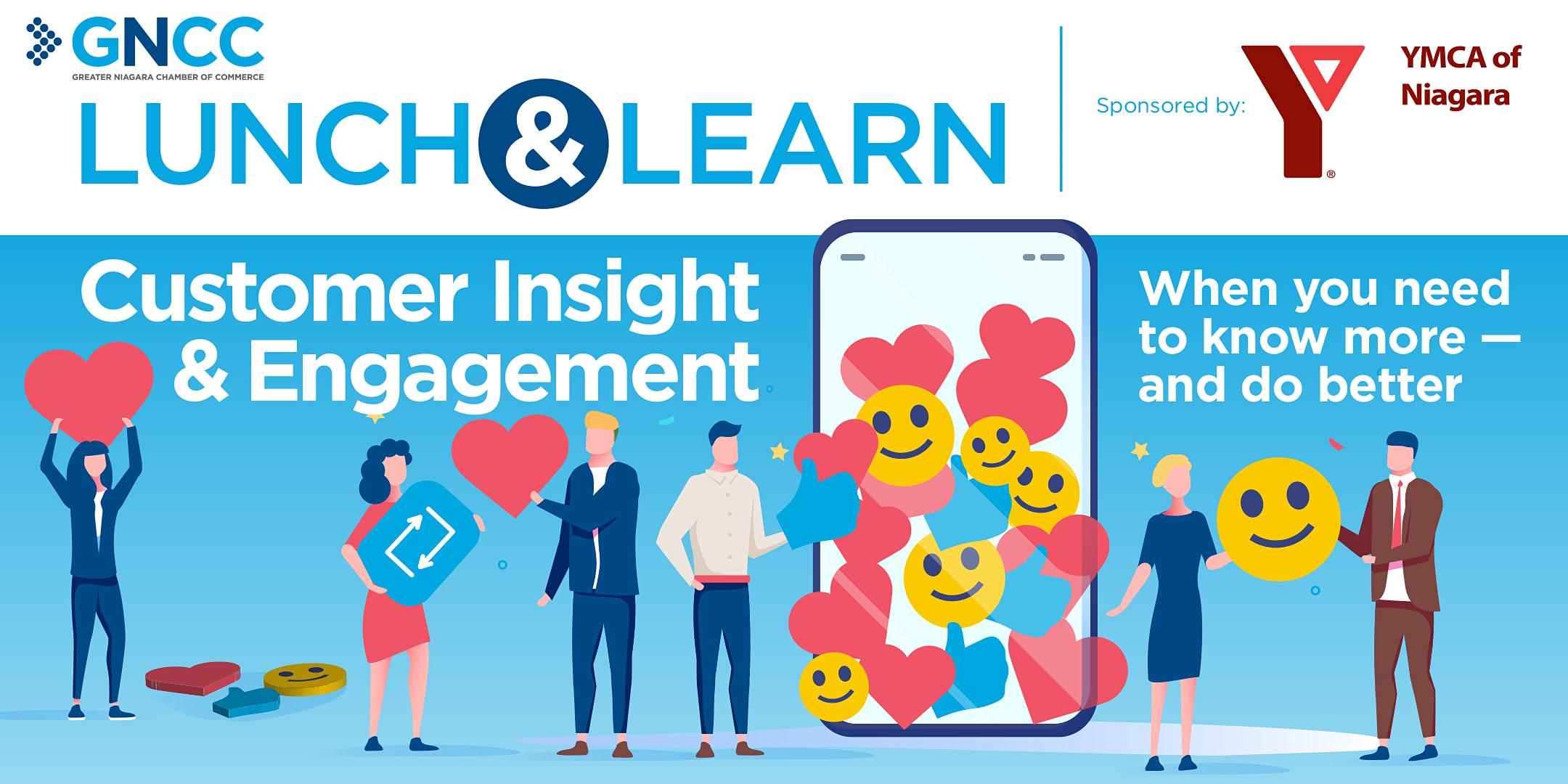 Lunch & Learn: Customer Insight and Engagement