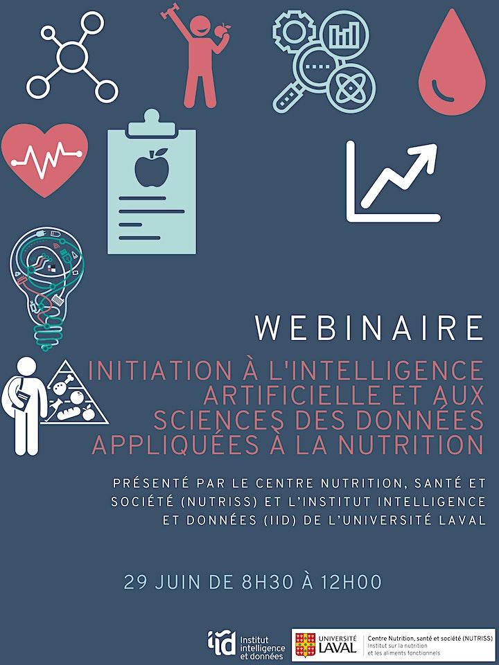 Image de Initiation à l'IA et aux sciences des données appliquées à la nutrition