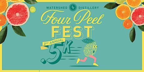 Four Peel Fest .5k tickets
