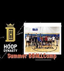 Hoop Dynasty Summer Basketball session 2 tickets