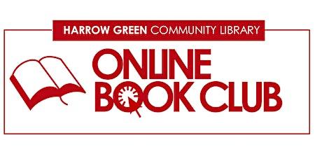 Online Book Club tickets