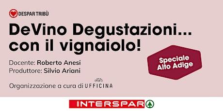 DeVino Degustazioni... con il vignaiolo!  Speciale Alto Adige biglietti