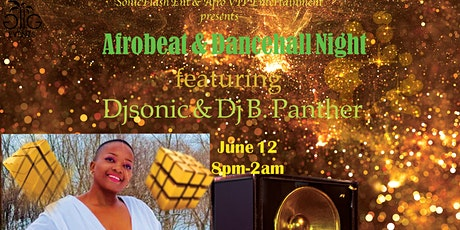 Afrobeat and Dancehall Night at Good To Go tickets