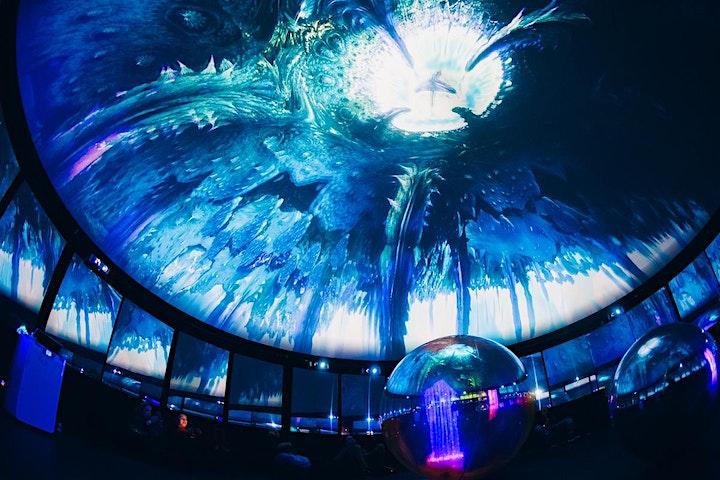 Mystic Universe: Immersive Art & Meditation Experience image