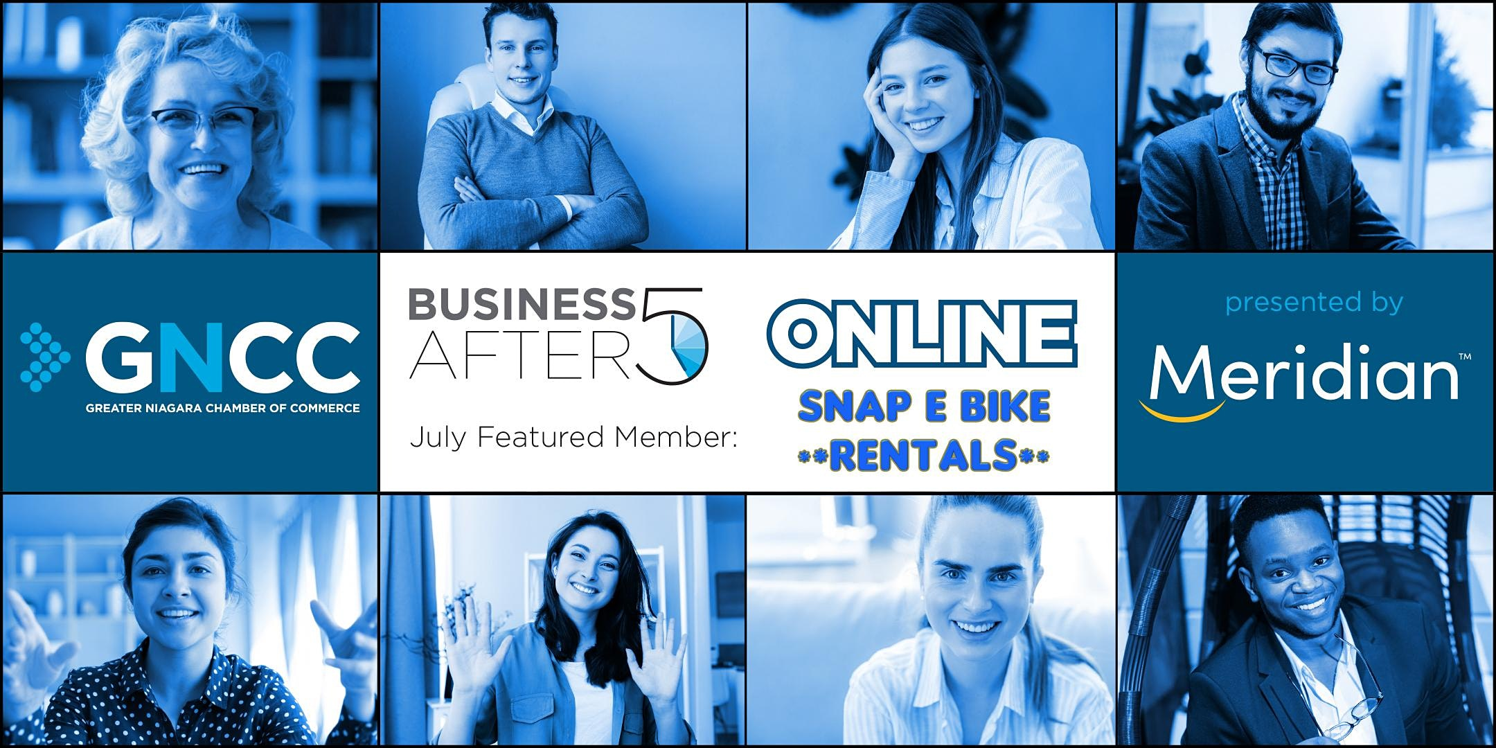 July Business After 5 – July 6, 2021