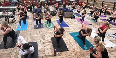 Pure Barre Rooftop Class at 701 Camp Lone Tree tickets