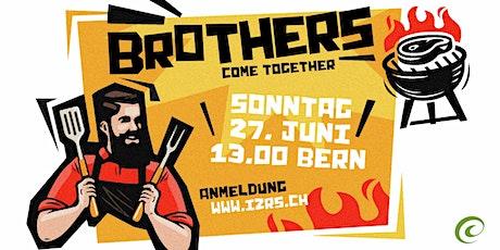 Brothers Come Together billets