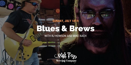Blues and Brews With Rj Howson & Mike Kach tickets