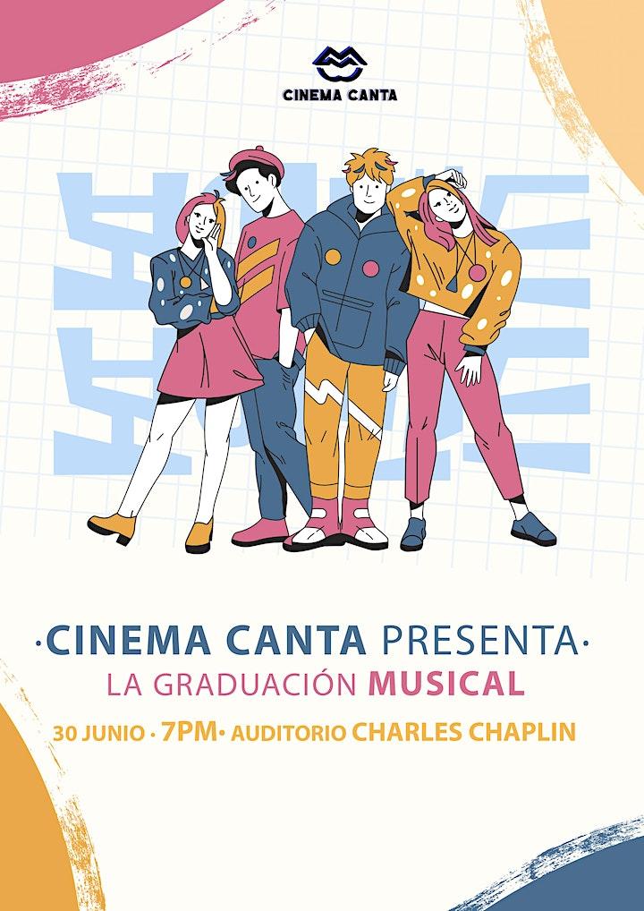 Imagen de Cinema Canta Presenta: La Graduación Musical