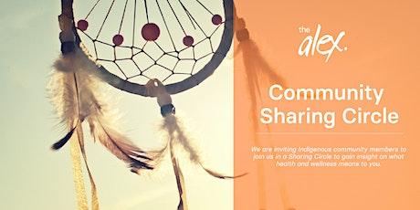 Community Sharing Circle (Virtual) tickets