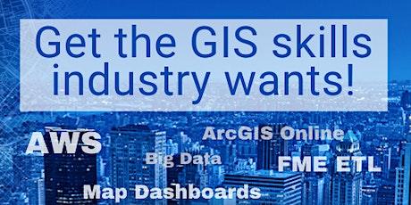GIS Bootcamp - Free Informational Webinar tickets