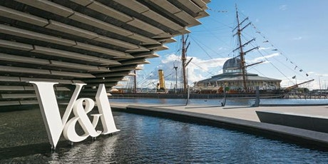 Dundee Waterfront Walks-guided city history  in the museum quarter tickets
