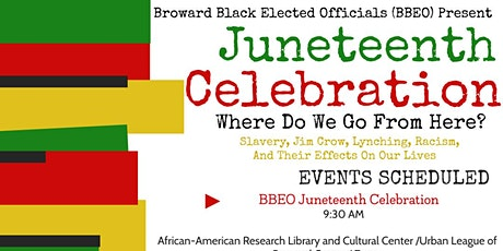 Juneteenth - Where Do We Go From Here? tickets