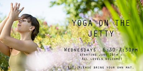 Yoga On The Jetty tickets