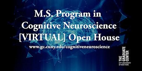 MS Program in Cognitive Neuroscience [VIRTUAL] Open House tickets