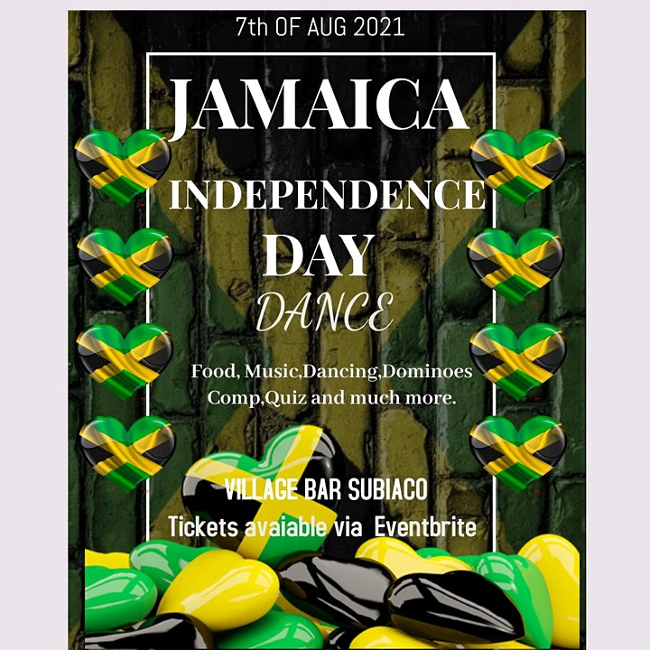 JAMAICAN INDEPENDENCE DAY DANCE image