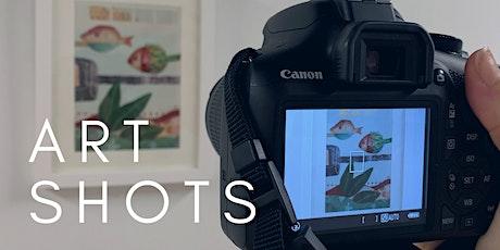 Art Shots | Artwork Photo Sessions tickets