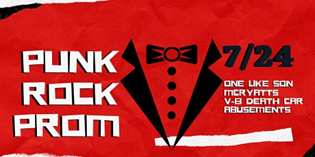 Punk Rock Prom tickets