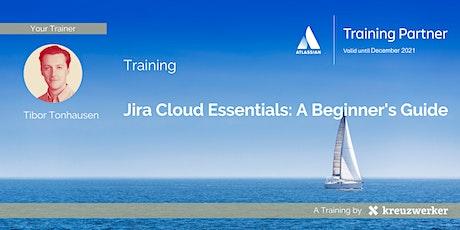 Jira Cloud Essentials: A Beginner's Guide tickets