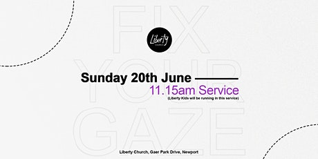 Sunday Gathering - 20th June  2021 at 11.15am tickets