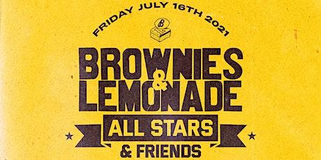 BROWNIES & LEMONADE at 1015 Folsom tickets