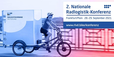 2. Nationale Radlogistik-Konferenz (#NRLK2021) tickets
