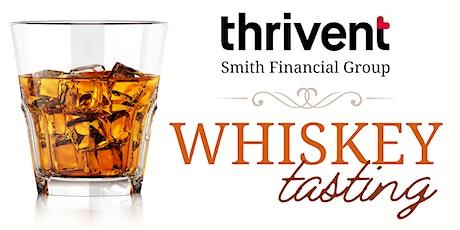 Thrivent Whiskey Tasting tickets