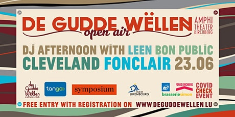 NATIONAL DAY AFTERNOON - CLEVELAND / FONCLAIR / LEEN / BON PUBLIC tickets