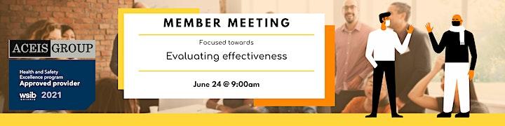 Member Meeting image
