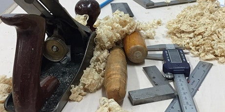 Introduction to Joinery woodworking (Hand tools) tickets