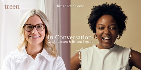 Fashion as a force for good | In Conversation: Cat Anderson & Briana Pegado tickets