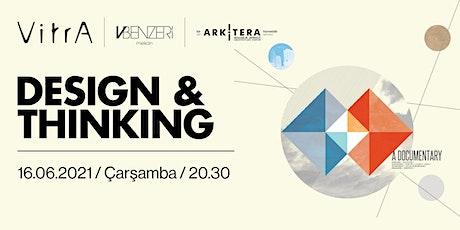 """VBenzeri Mekan Film Gösterimleri 16 (Online): """"Design & Thinking"""" tickets"""