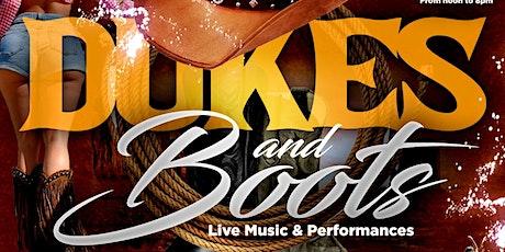 Dukes & Boots tickets
