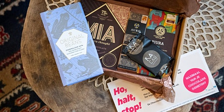Open call chocolade tasting tickets