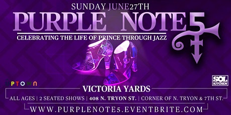 Purple Note 5: Celebrating The Life Of Prince Through Jazz tickets